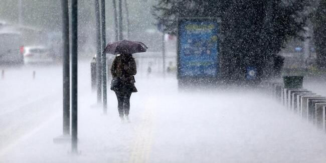 Meteoroloji saat verip uyardı! Doğuda yağmur, batıda fırtına! - Sayfa 2