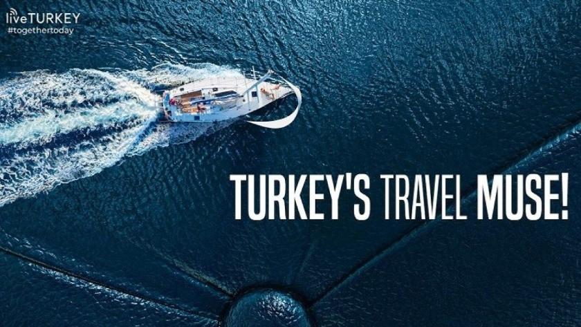 Türkiye'nin tanıtımında yeni dönem! LiveTurkey.com yayında!