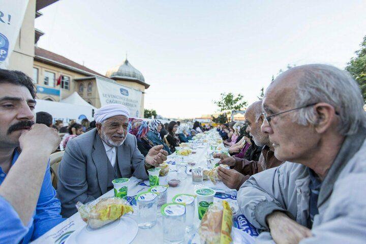 'Nerede o eski Ramazanlar' sözünü bu ramazan 'dan bahsediliyor..! - Sayfa 2