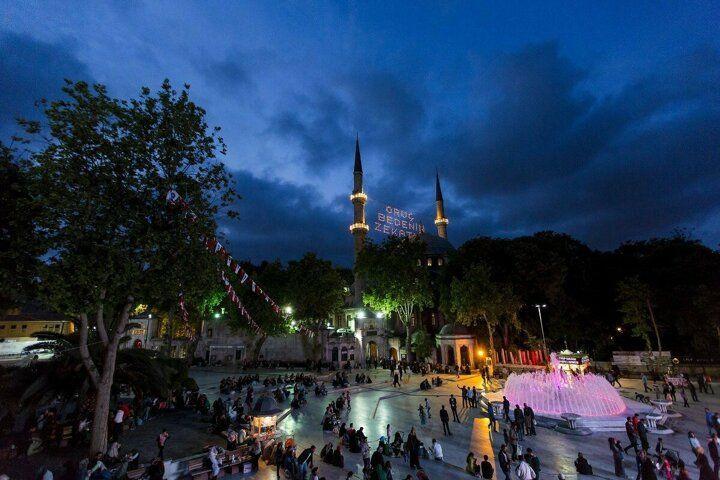'Nerede o eski Ramazanlar' sözünü bu ramazan 'dan bahsediliyor..! - Sayfa 1