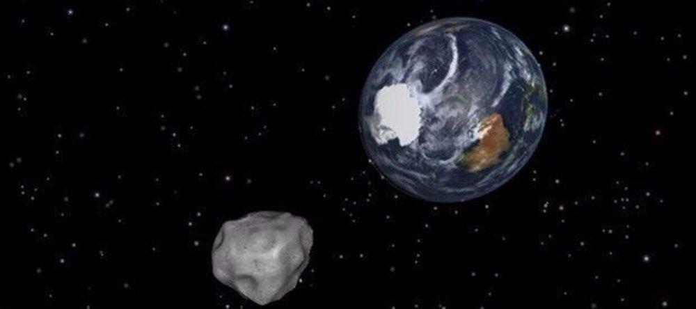 NASA'dan önemli uyarı! Dev göktaşı bugün Dünya'yı teğet geçiyor - Sayfa 3