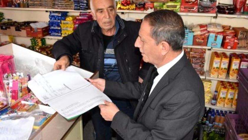 Sİvas'ta bir ilk! 700 kişinin 120 bin TL'lik veresiye borcunu ödediler