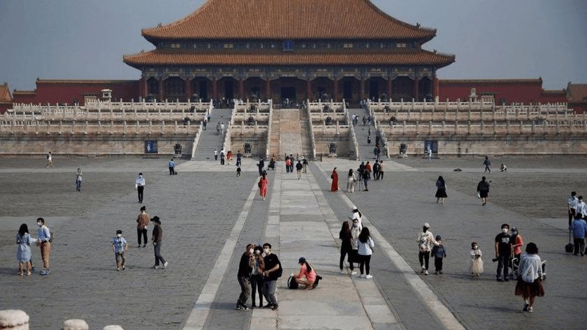 Çin'deki turistik mekanlara ziyaretçi akını sonrası vaka görüldü!