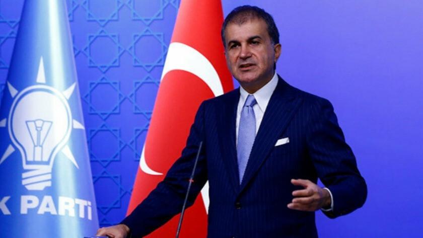 AK Parti Sözcüsü Ömer Çelik'ten 'darbe iması' açıklaması