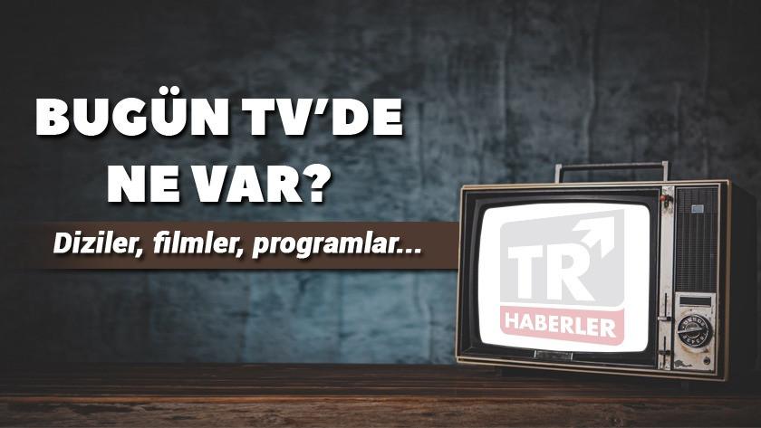 TV'de bugün hangi diziler var? 27 Eylül 2021 Pazartesi Tv yayın akışı