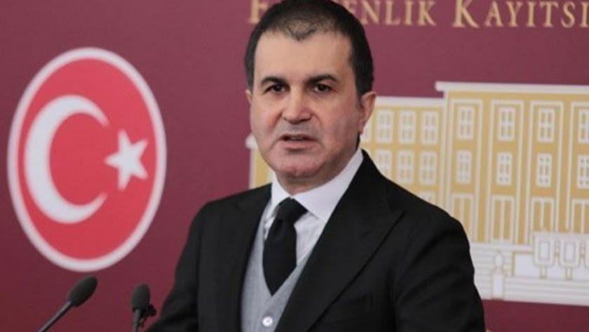 """Ömer Çelik'ten 'darbe iması' açıklaması ! """"TSK'ya iftira...!"""