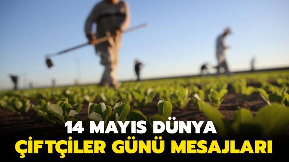 Bugün Çiftçiler Günü! 14 Mayıs Çiftçiler Günü mesajları ve sözleri… - Sayfa 1