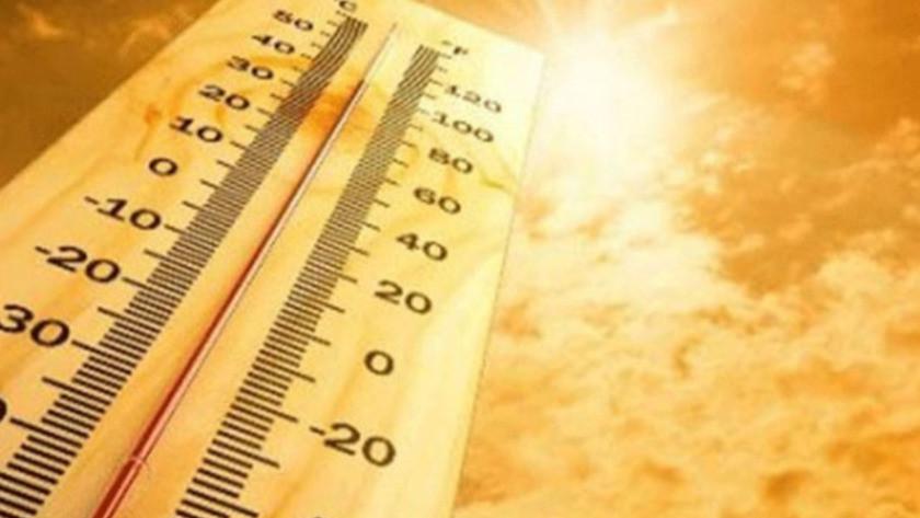 Antalya'da sıcaklık rekoru ! Son 75 yılın en yükseği !