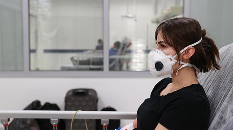 Koronavirüs'te yeni önlem! Bu meslek'de çalışanlara özel test - Sayfa 1