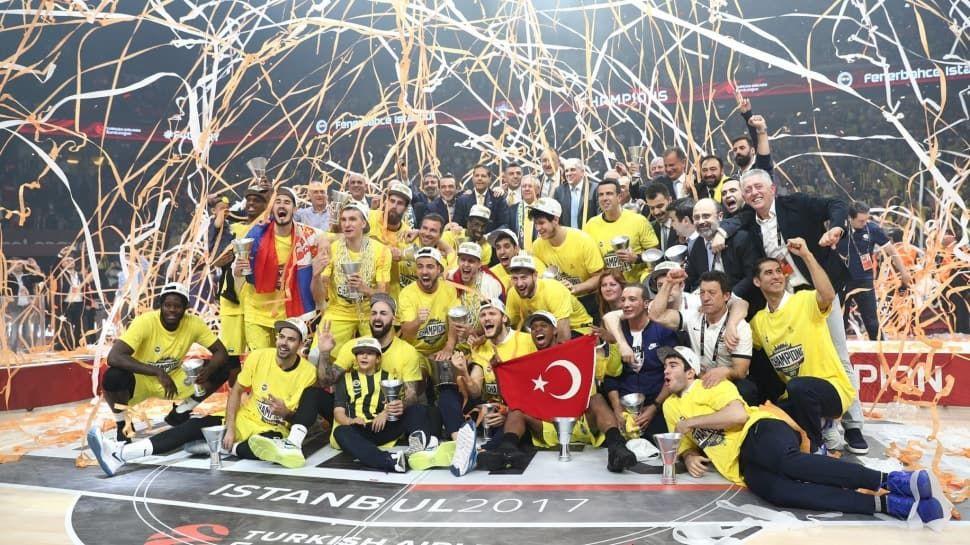 Tarihi zaferin 3. yılı ! Fenerbahçe Euroleague şampiyonu ! İŞTE O ANLAR - Sayfa 2