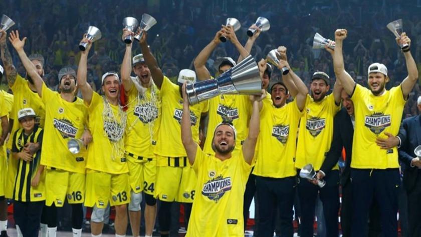 Tarihi zaferin 3. yılı ! Fenerbahçe Euroleague şampiyonu ! İŞTE O ANLAR