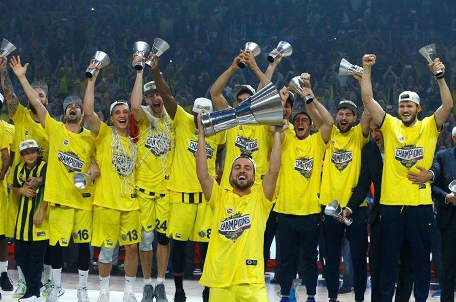 Tarihi zaferin 3. yılı ! Fenerbahçe Euroleague şampiyonu ! İŞTE O ANLAR - Sayfa 1