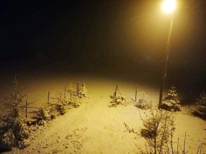 Mayıs  ayının sonunda Ordu'nun yüksek kesimlerinde kar sürprizi - Sayfa 1
