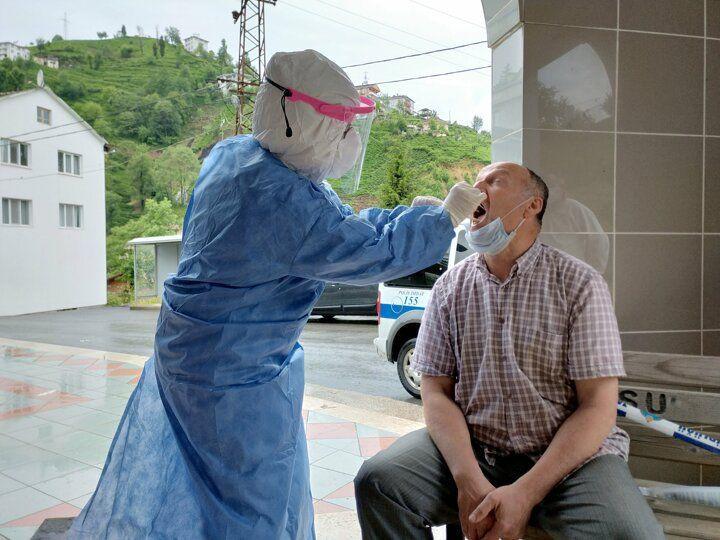 Karantinadaki çay üreticilerine koronavirüs testi yapılıyor - Sayfa 3