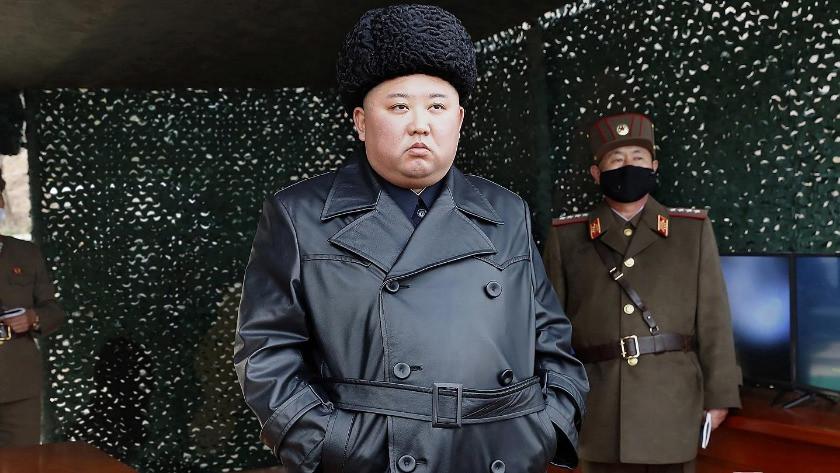 Kuzey Kore'de koronavirüs idamı!