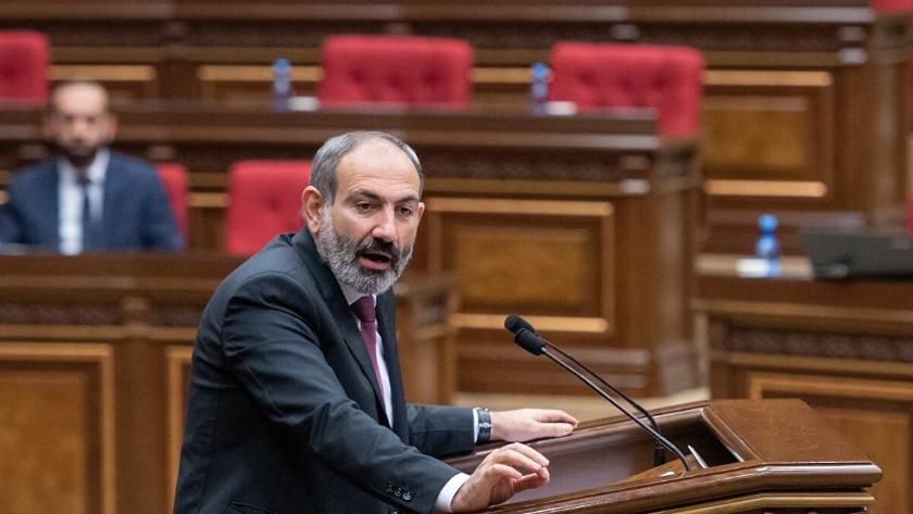 Ermenistan Başbakanı Paşinyan ve ailesi koronavirüse yakalandı