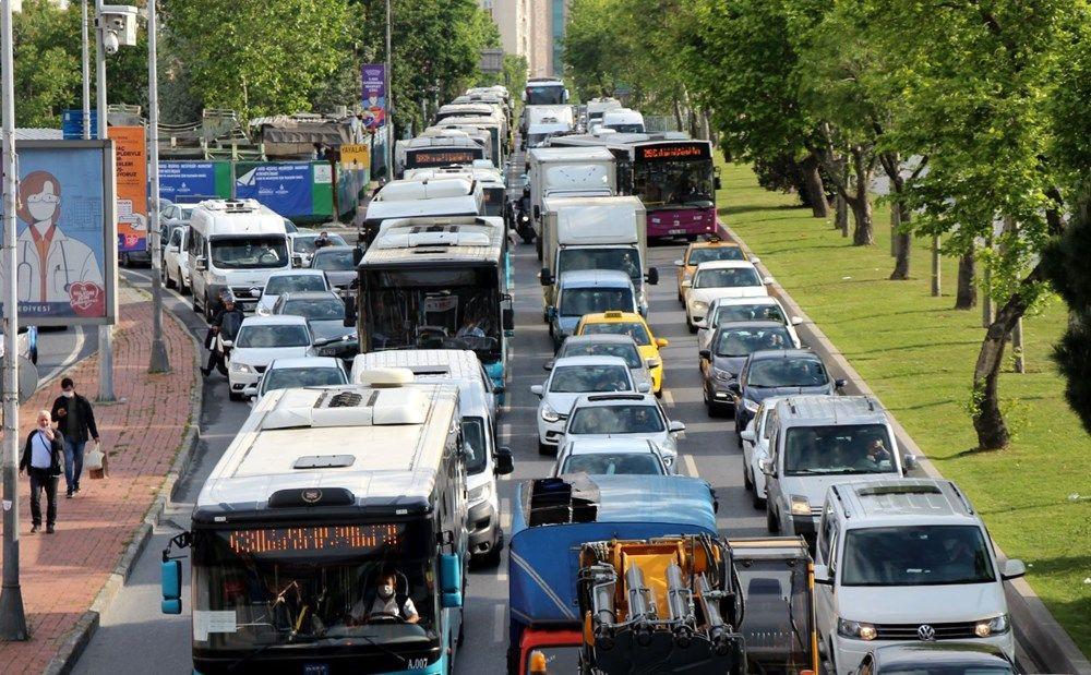 İstanbul'da normalleşmenin ilk gününde neler yaşandı! - Sayfa 1