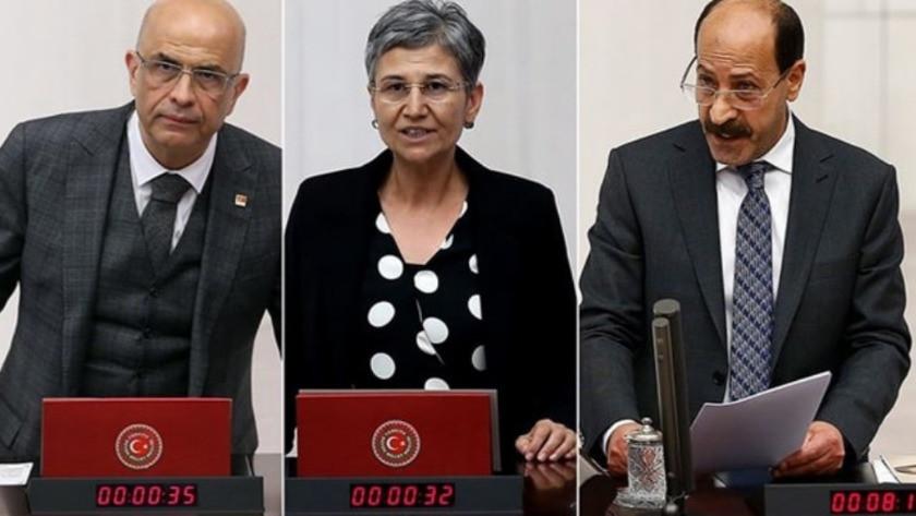 Enis Berberoğlu ve 2 ismin milletvekilliği düşürüldü !