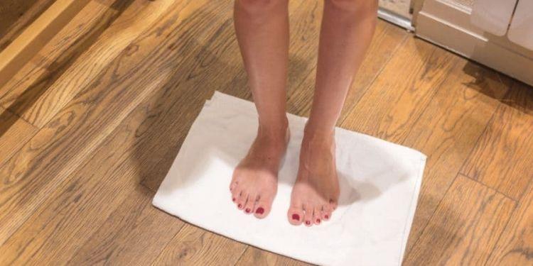 Çıplak ayakla gezmek hangi sağlık sorununa neden olur? - Sayfa 1