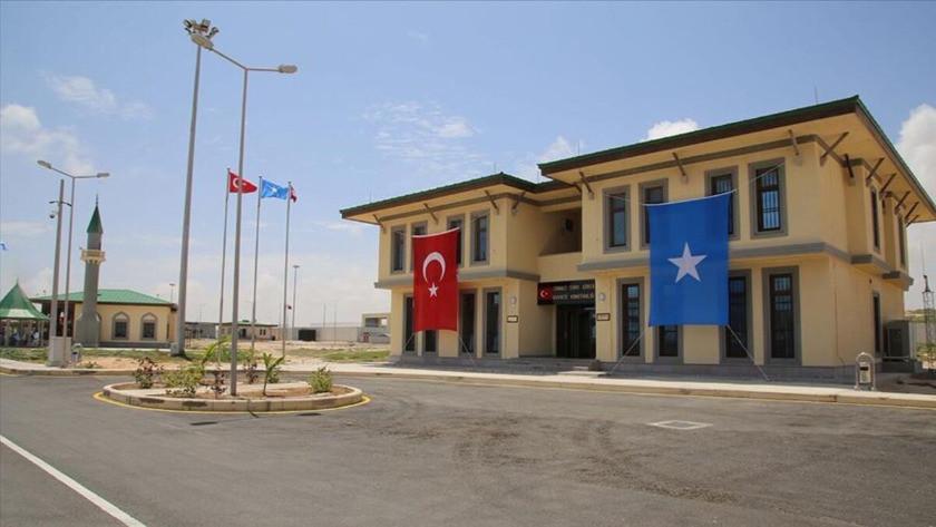 Somali'de Türk askeri üssüne saldırı!