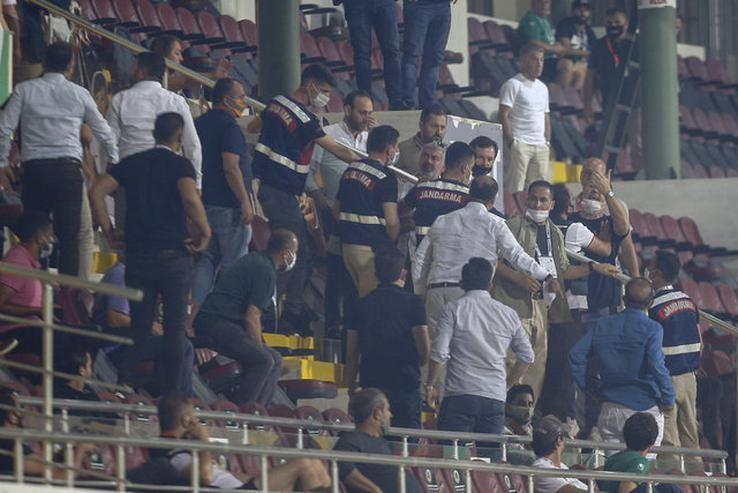 Trabzonspor Başkanı Ahmet Ağaoğlu  maçta yaşananları anlattı! - Sayfa 4