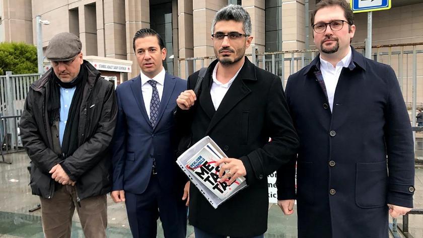 MİT mensubunun ifşa edilmesi soruşturmasında 3 gazeteciye tahliye