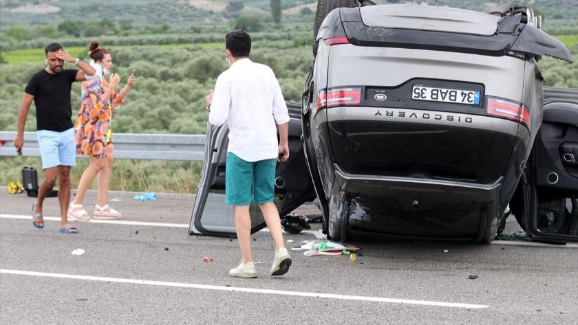 Alişan'dan kaza sonrası ilk açıklama