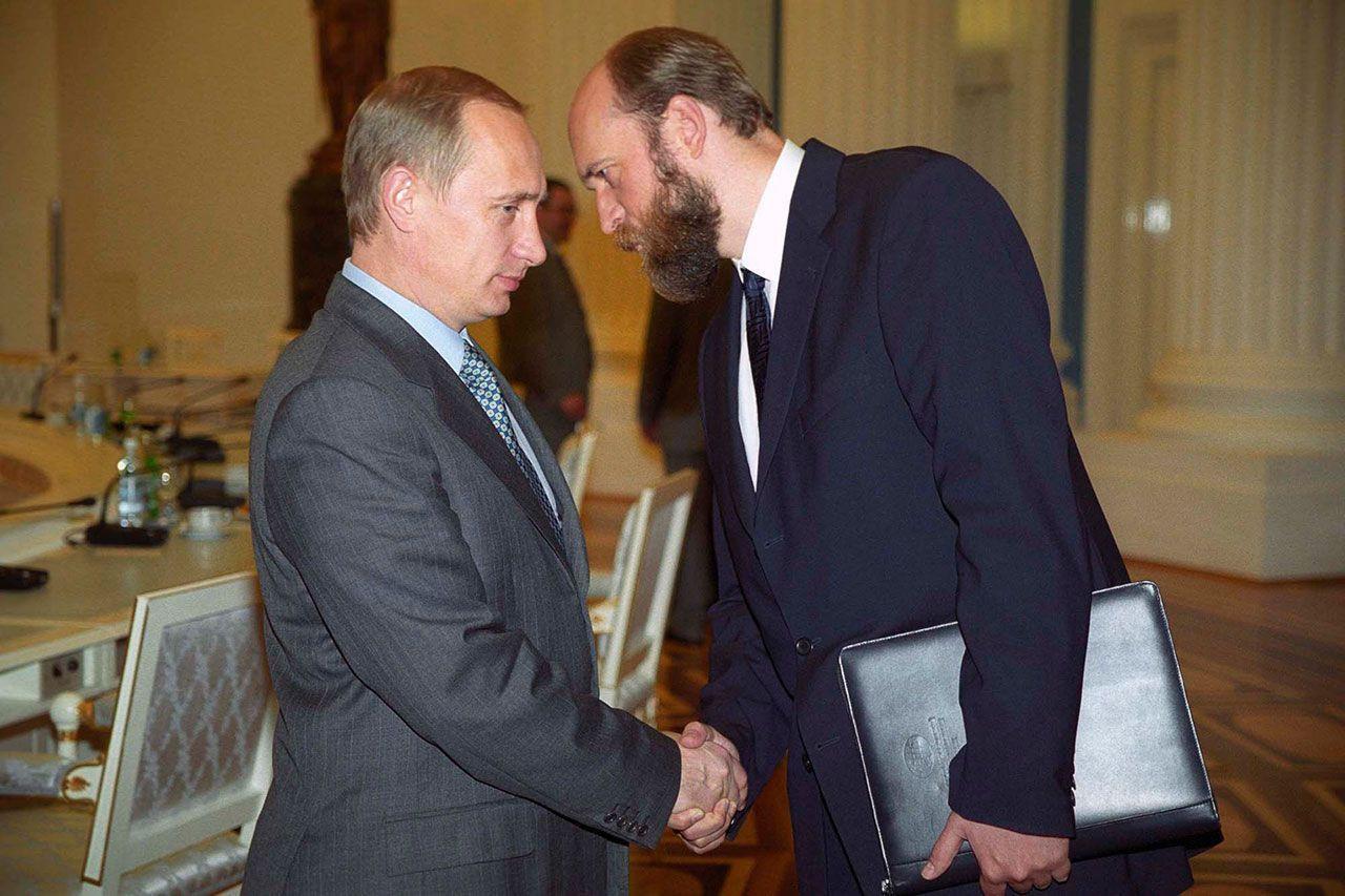 Rusya Devlet Başkanı Vladimir Putin'in büyük sırrı ortaya çıktı! - Sayfa 2