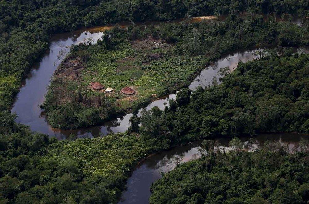 Amazon'un yanomami kabilesi altın avcıları nedeniyle tehlikede! - Sayfa 2