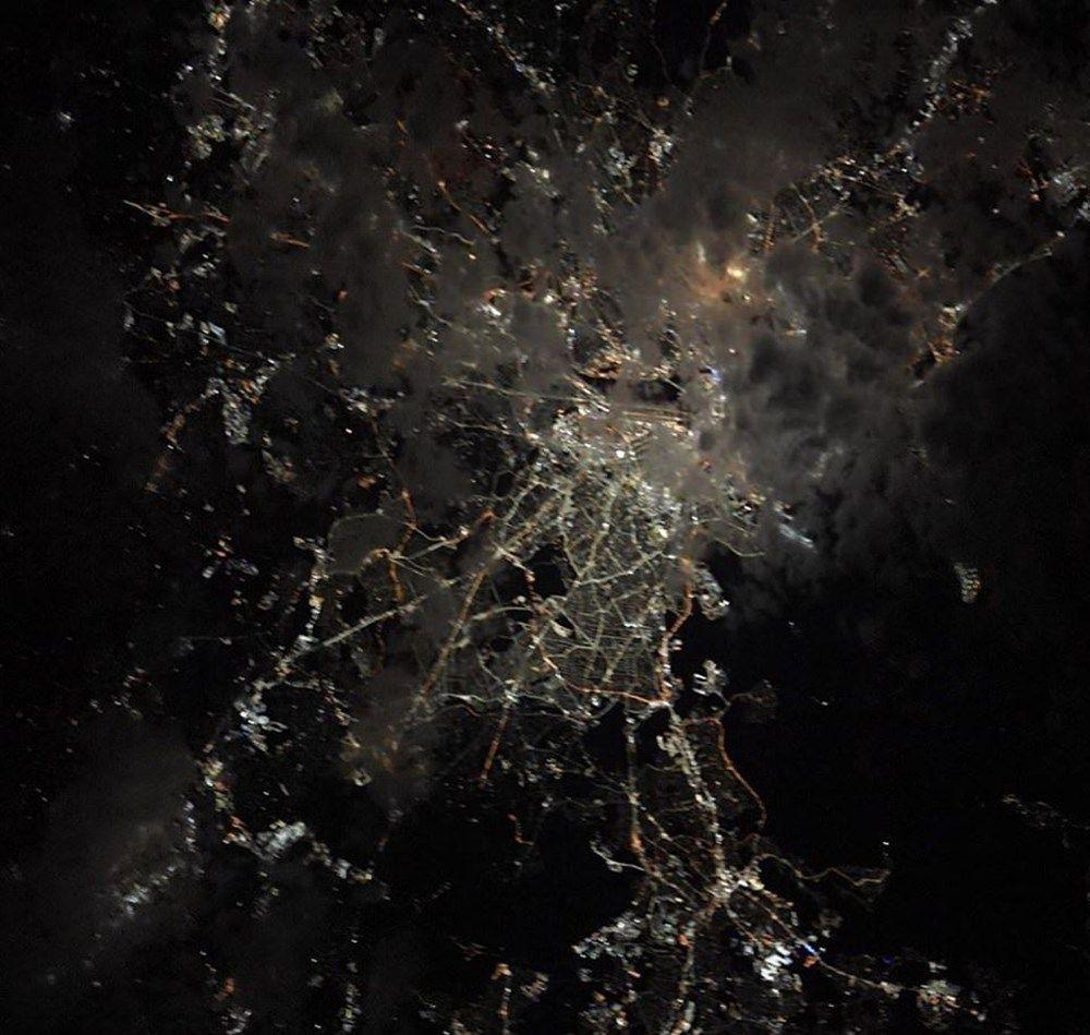 NASA paylaştı beğeni rekoru kırdı! Ankarayı hiç böyle görmediniz - Sayfa 4