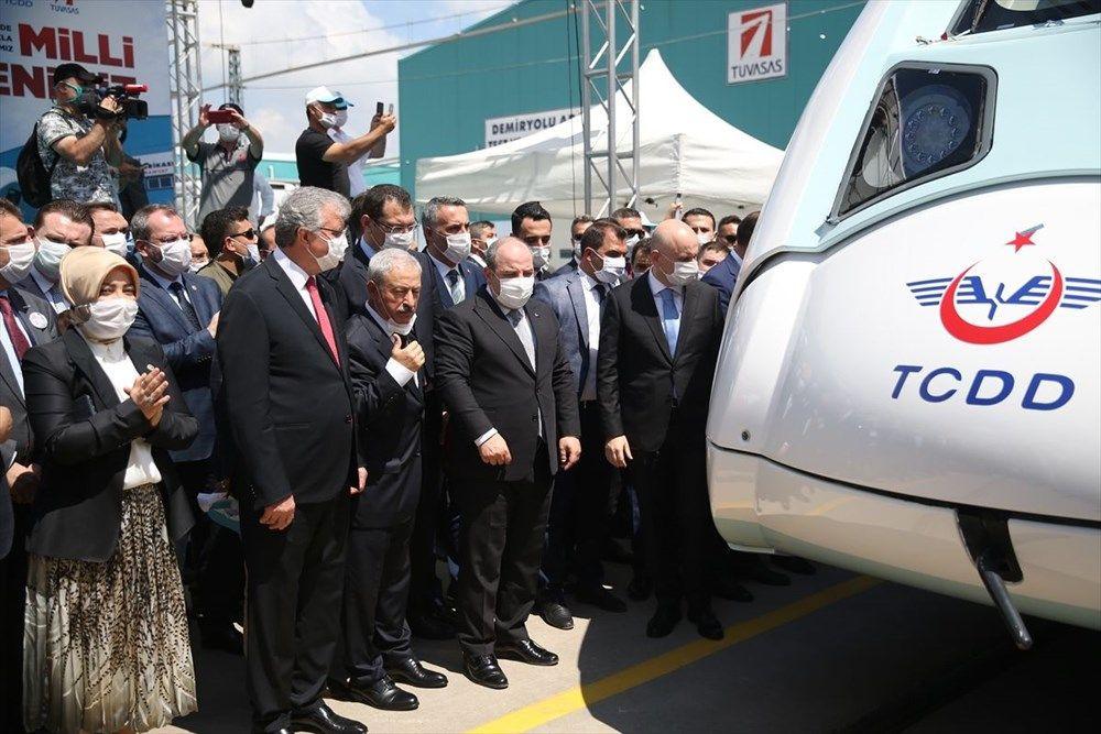 İlk sürüşü Cumhurbaşkanı Erdoğan yapacak! Türkiye'nin ilk yerli elektrikli treni raylarda - Sayfa 3