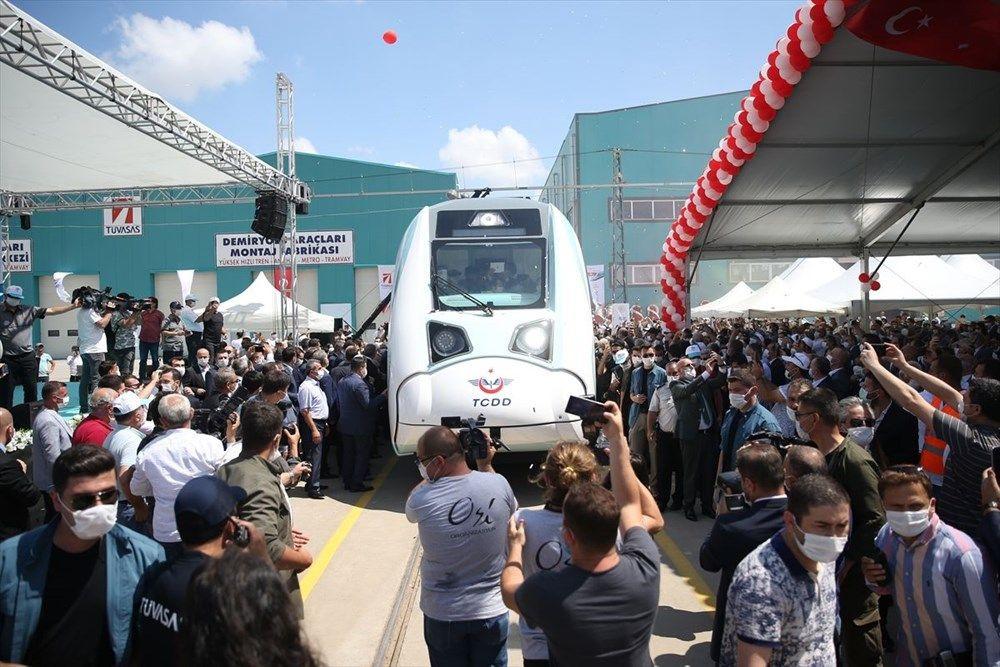 İlk sürüşü Cumhurbaşkanı Erdoğan yapacak! Türkiye'nin ilk yerli elektrikli treni raylarda - Sayfa 4