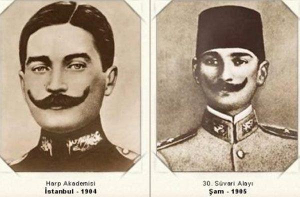 Atatürk'ün kazandığı tüm rütbelerin kronolojik listesi! - Sayfa 4