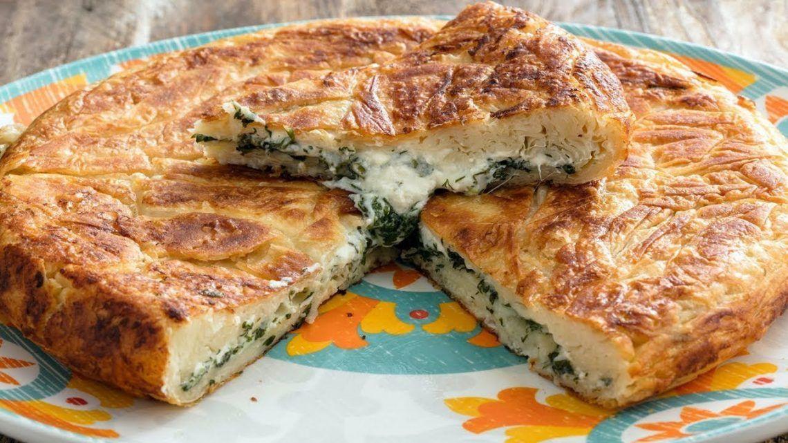 Pratik ve lezzetli en kolay 6 tava böreği tarifi! - Sayfa 3