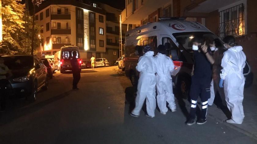Arnavutköy'de böcek ilacı tüm apartmanı zehirledi