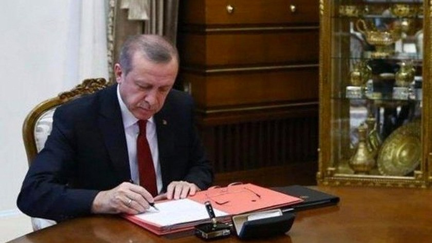 Erdoğan'ın imzaladığı tama kararları Resmi Gazete'de yayımlandı!