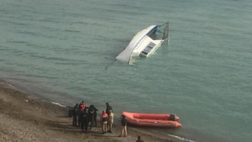 Van Gölü'nde göçmen faciası!  Bakan Soylu son durumu paylaştı