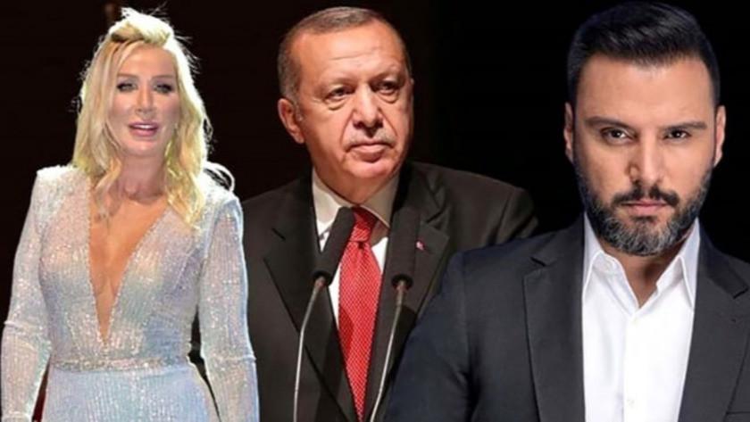 Magazin dünyasından Erdoğan'a sosyal medya desteği