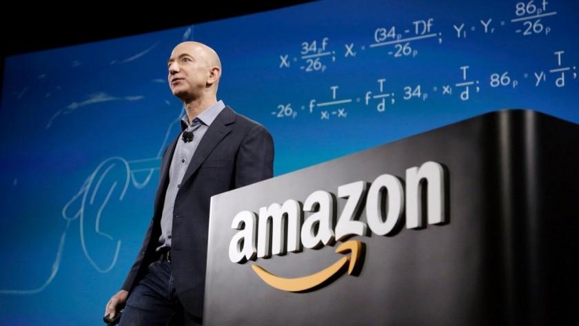 Jeff Bezos'un serveti 172 milyar dolara yaklaştı
