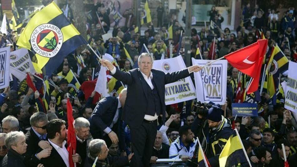 Şike davasının 8. yılı ! 3 Temmuz 2011'de ne oldu? İşte Fenerbahçe 3 Temmuz süreci - Sayfa 1