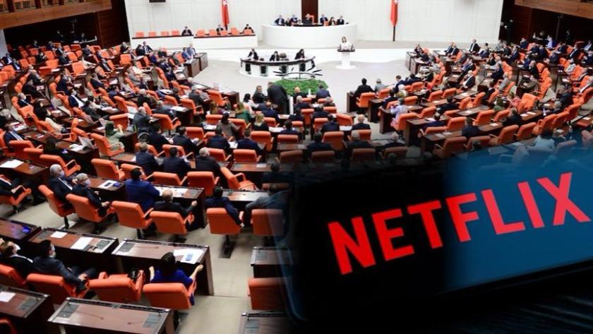 Meclis'te erişim kısıtlaması getirilmişti! TBMM'den Netflix açıklaması
