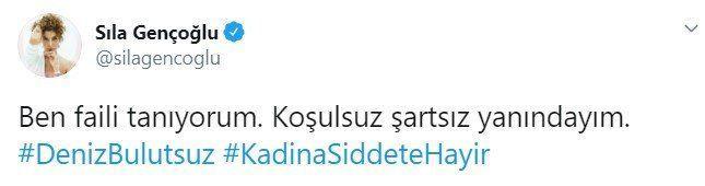 Ünlü isimlerden Deniz Bulutsuz'a destek yağdı! - Sayfa 2