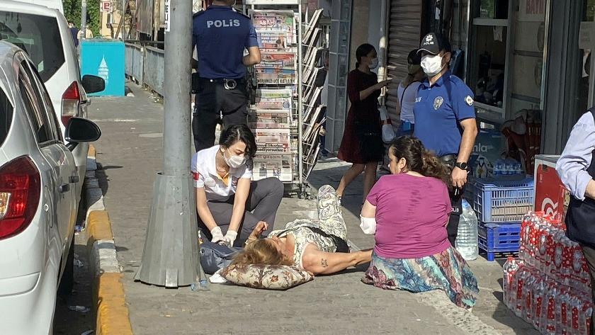 Beyoğlu'nda sevgilisini silahla yaralayan saldırgan tutuklandı