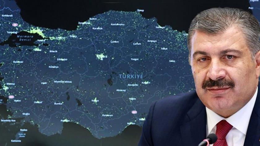Bakan Fahrettin Koca açıklamıştı o ilde koronavirüs patlaması oldu!
