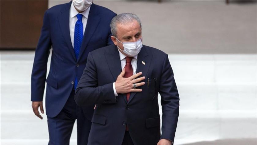 Mustafa Şentop, yeniden TBMM Başkanı seçildi