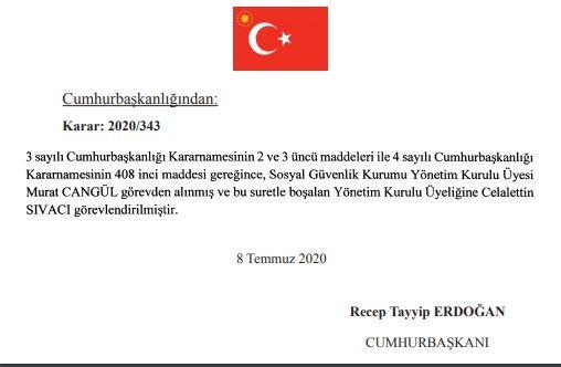 9 Temmuz Resmi Atama kararları - Sayfa 3
