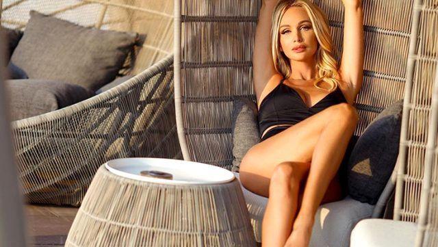 Galatasaray taraftarı Rus güzel Victoria Lopyreva, Antalya'nın havasını ısıttı! - Sayfa 2