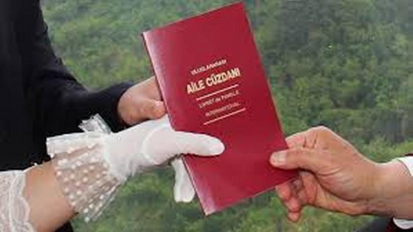 Elbistan'da koronavirüs vakaları artınca nikah işlemleri iptal oldu