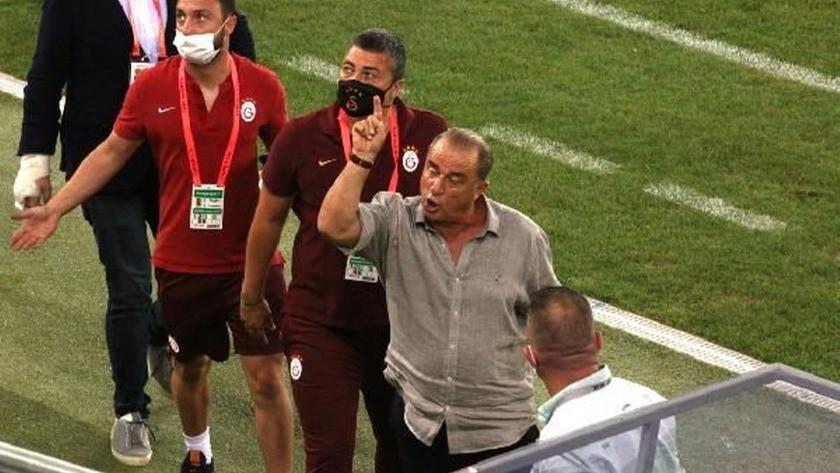 Ankaragücü Galatasaray maçı sonrası sinirler gerildi