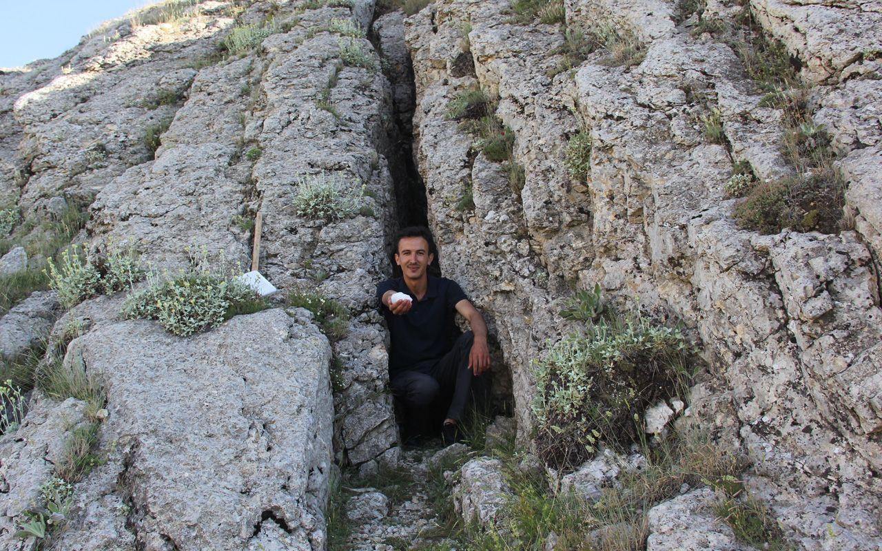 Sivas'ta bu mağara 80 kilo ve üzerine 'Girmeyin' uyarısında bulunuyor! - Sayfa 2